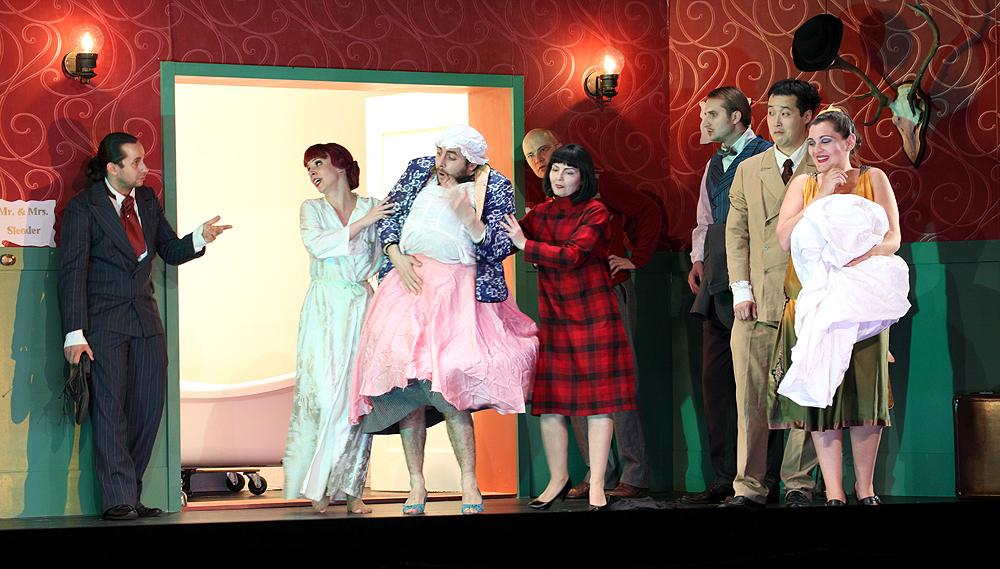 Falstaff - Opernproduktion in Solothurn