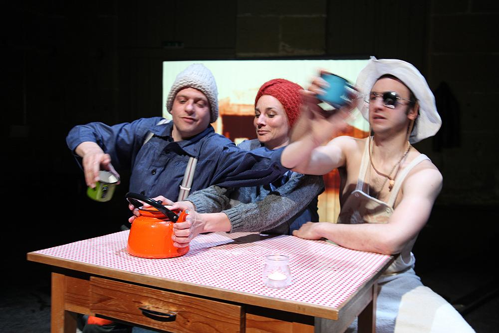 Weltalm Theater - Hans im Glück
