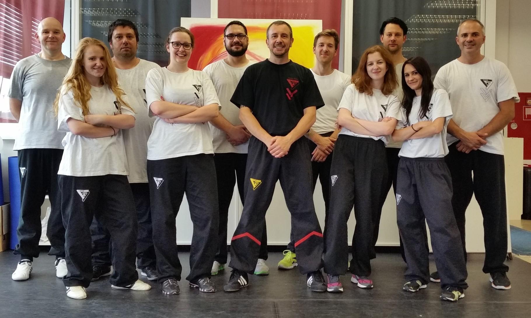 Wing Tsun Selbstverteidigung Ludwigsburg - Seminar 20. Juni 2015_1