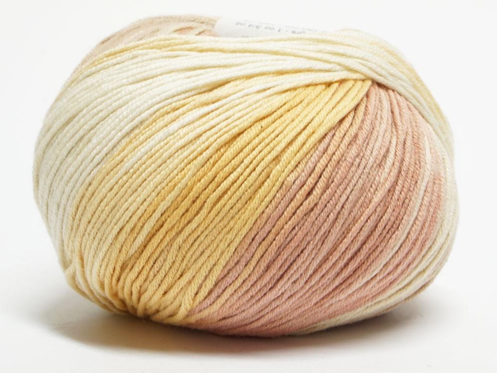 Altrosa weiches Textilgarn 125m LL