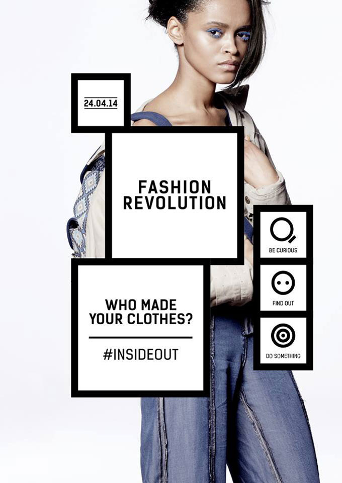 Nachhaltigkeit: Fashion Revolution Day