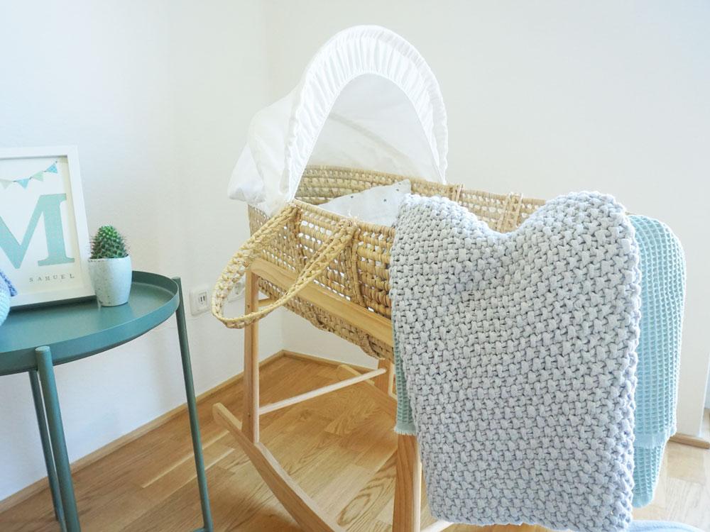 strickset babydecke sam wooltwist. Black Bedroom Furniture Sets. Home Design Ideas