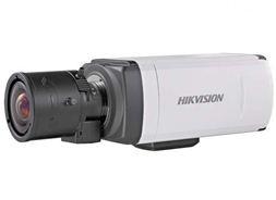 DS-2CD883F-E(W) 5MP Network Box Camera
