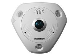 DS-2CD6362F-I (V)(S) 6MP Fisheye Network Camera