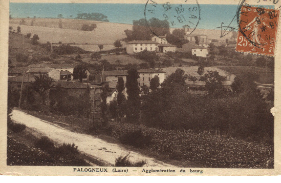 Bourg - Palogneux