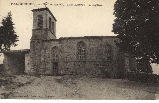Eglise - Palogneux