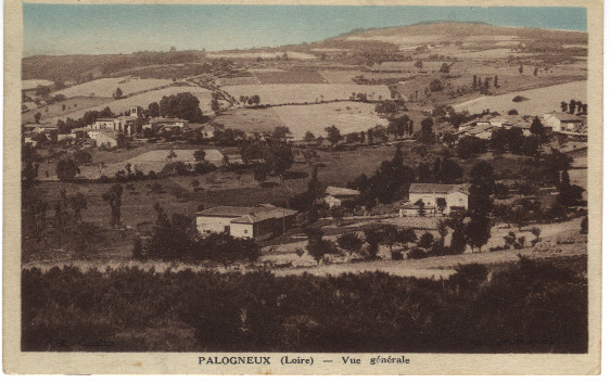 Combe - Palogneux