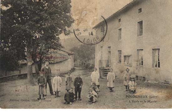 Ecole - Palogneux