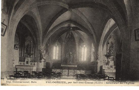 Choeur - Palogneux