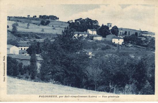 Village - Palogneux