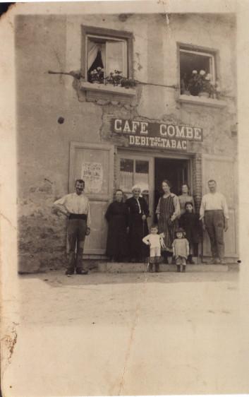 Café combe - Palogneux