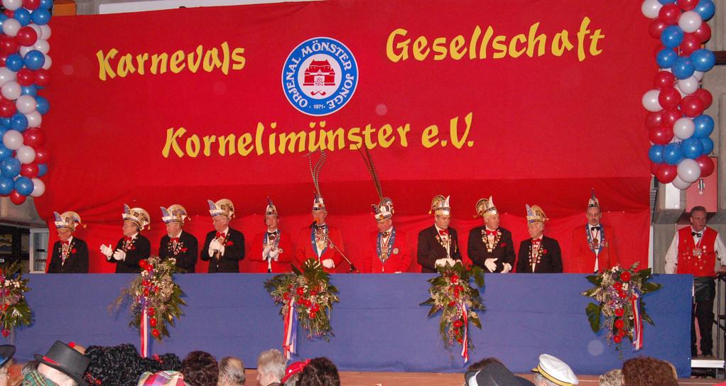 Große Sitzung 2012