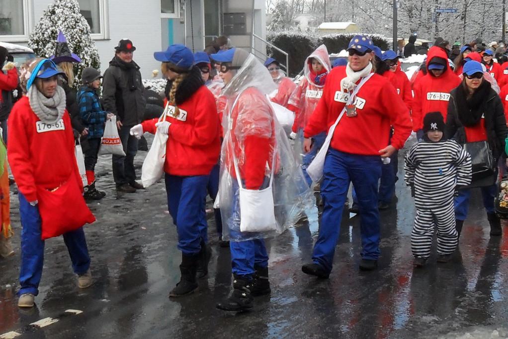 Brander Karnevalszug 2012