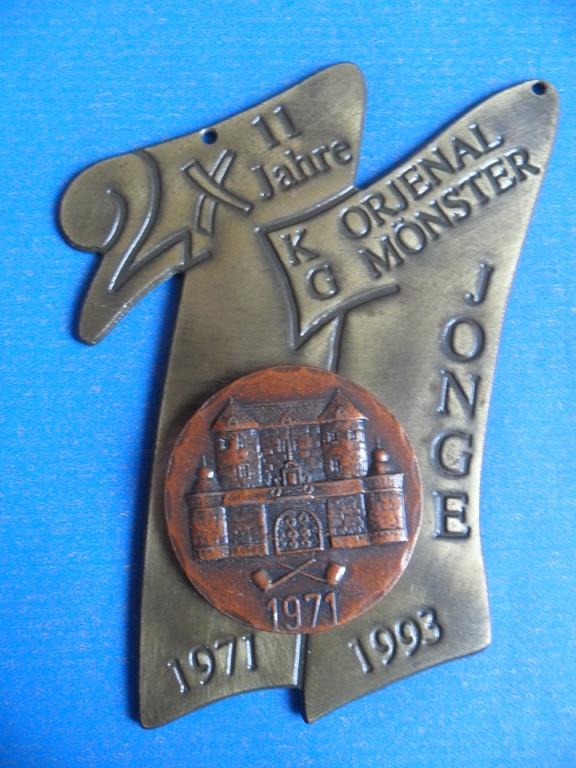 """Session 1993 """"2x11 Jahre KG"""""""
