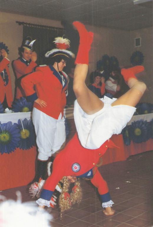 Tanzpaar OMJ 1982 / 1983