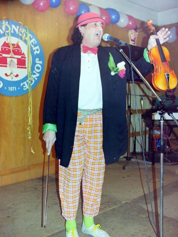 Sessionseröffnung 1997/1998
