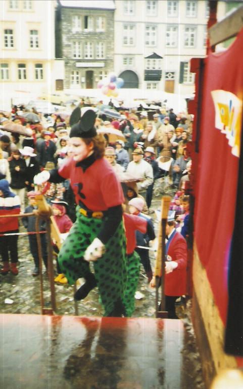 """Marktsitzung 1984 Showtanz """"Mickey Maus"""""""