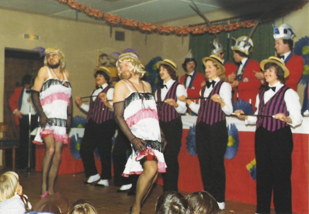 """Showtanz 1983 """"Die goldene Zeit"""""""