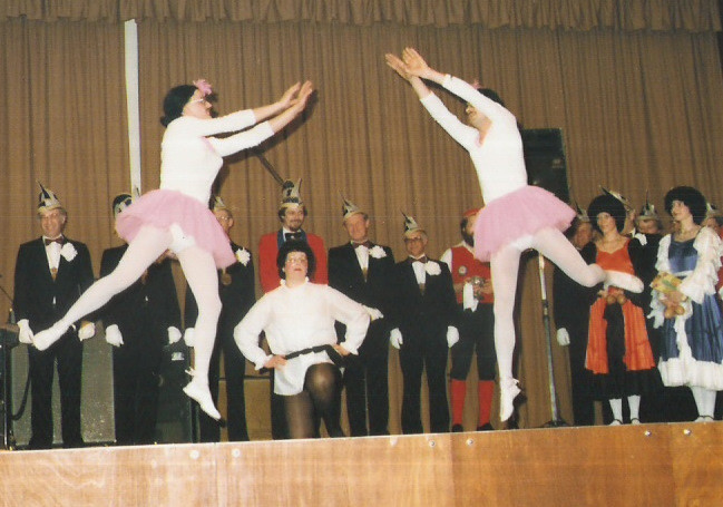 """Juxtanz 1982 """"Ballerinas"""""""