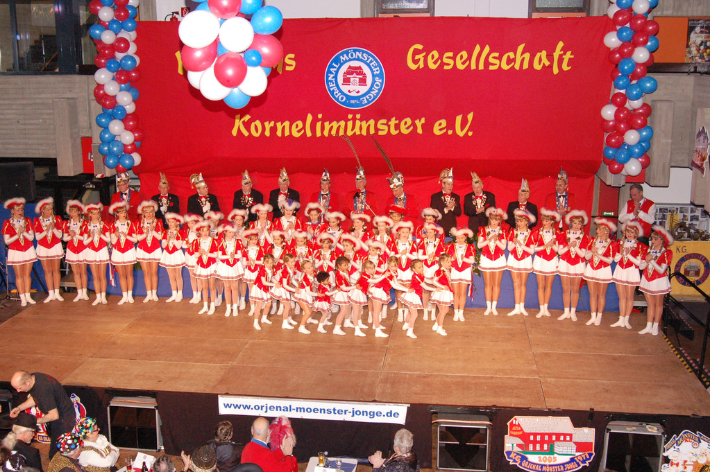 Der Galatanz all unserer Tänzerinnen