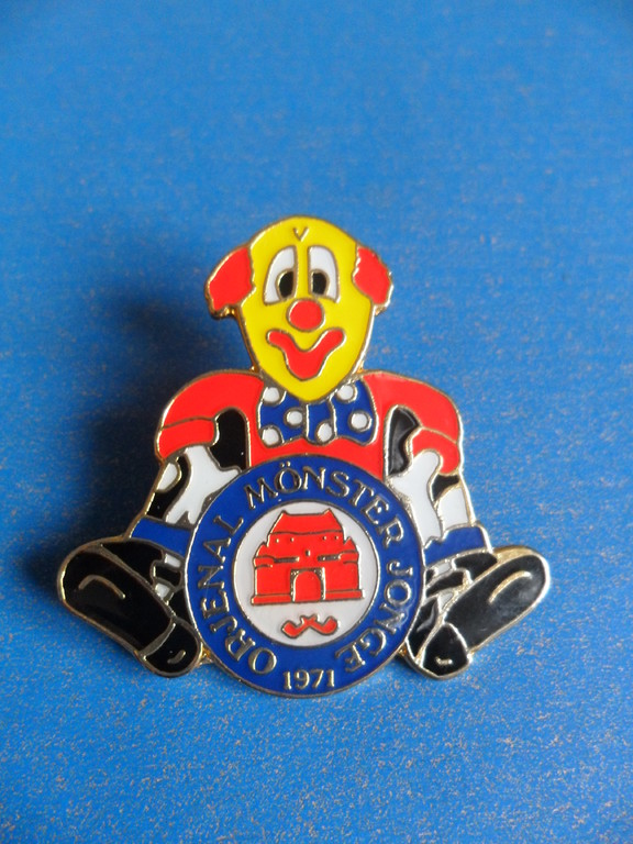 "Pin ""Clown"" 2004"