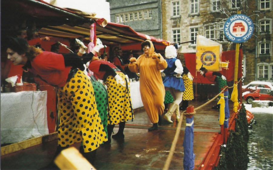 """Marktsitzung 1984 Showtanz Mickey Maus"""""""
