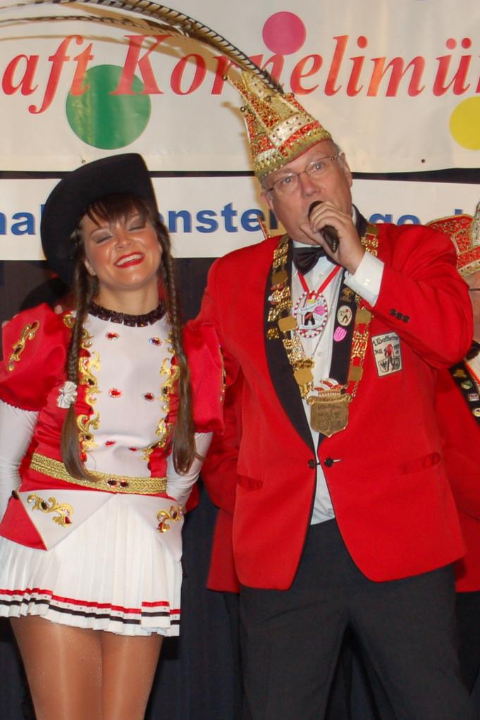 Die erste Walheimer Karnevalsgesellschaft