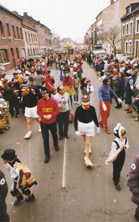 Karnevalszüge 1984