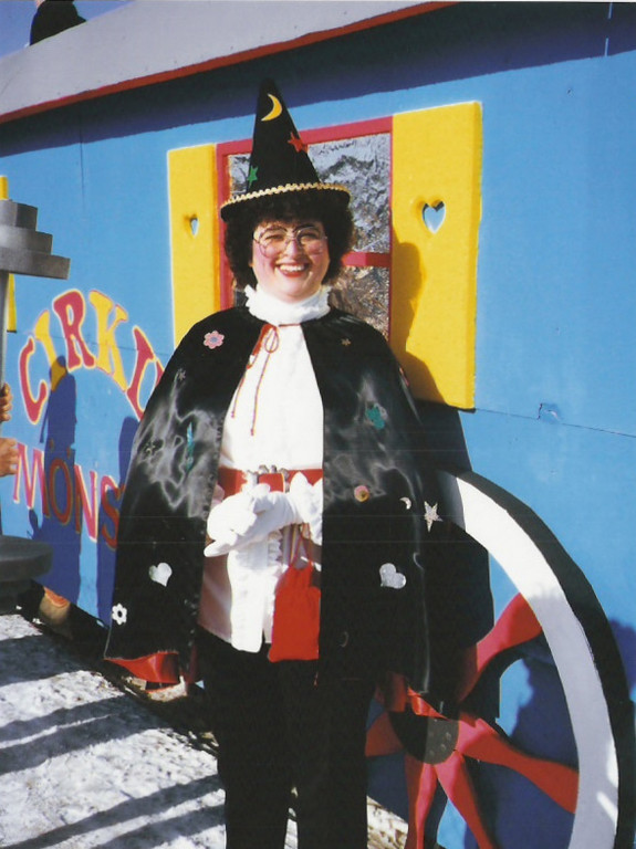 "Karnevalswagen 1985 ""Circus Mönster"""