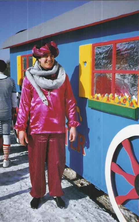 "Karnevalszüge  1985 ""Circus Mönster"""