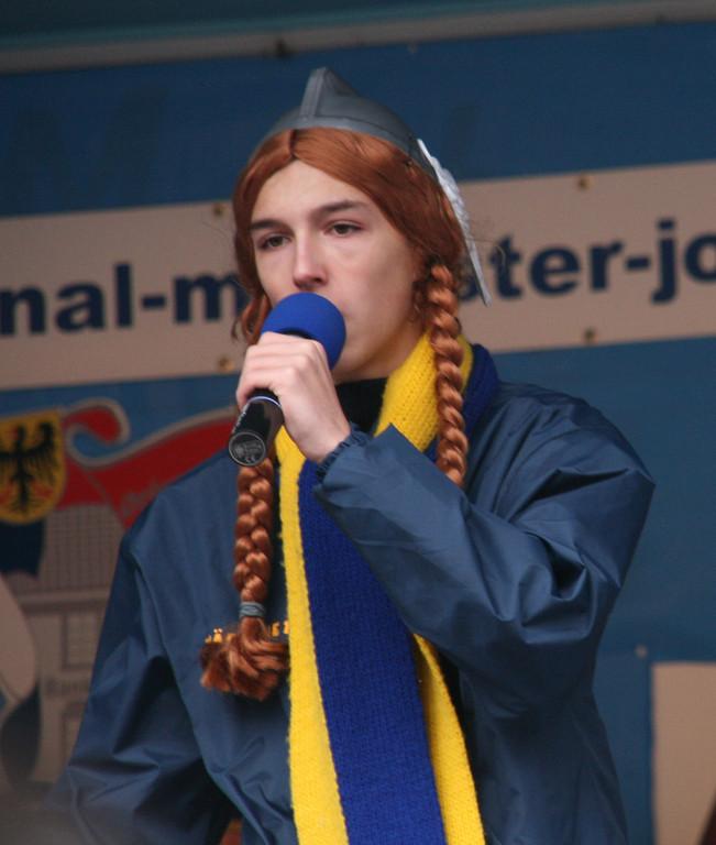 Die 1. Forster KG Närrische Elf