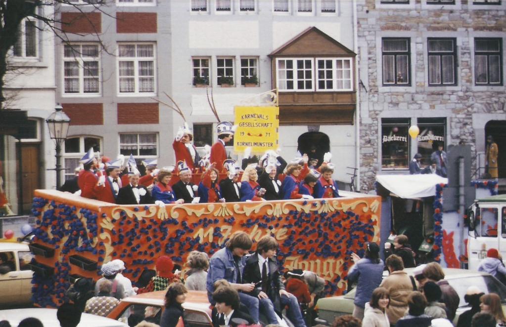 Marktsitzung 1982