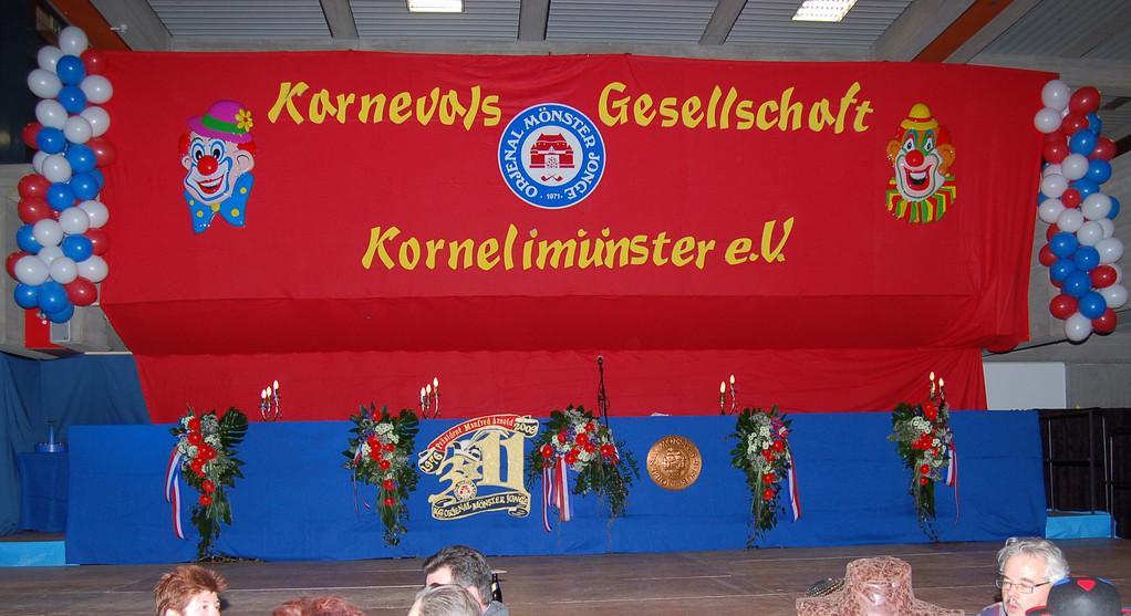 Große Sitzung 07. Februar 2009