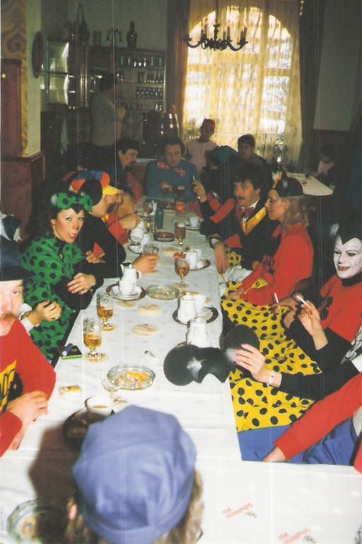 Karnevalsausklang 1984