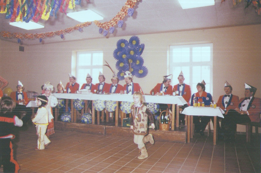 Kinderkarneval der OMJ in Hahn