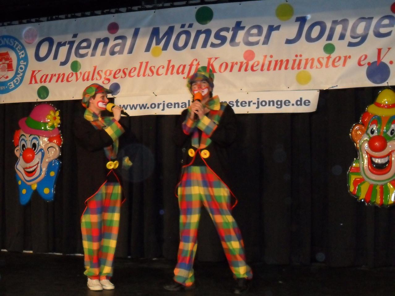 "Unsere ""Kinderdompteusen"" 2013"