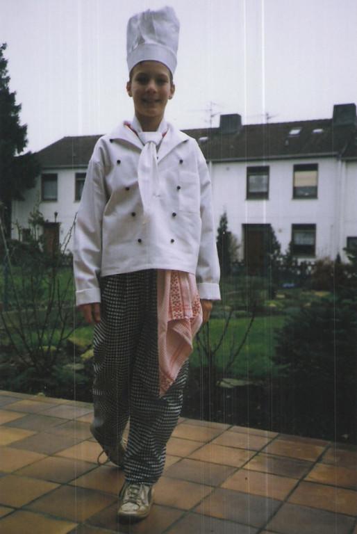 """Karneval 1989  """"Pizzabäcker"""""""