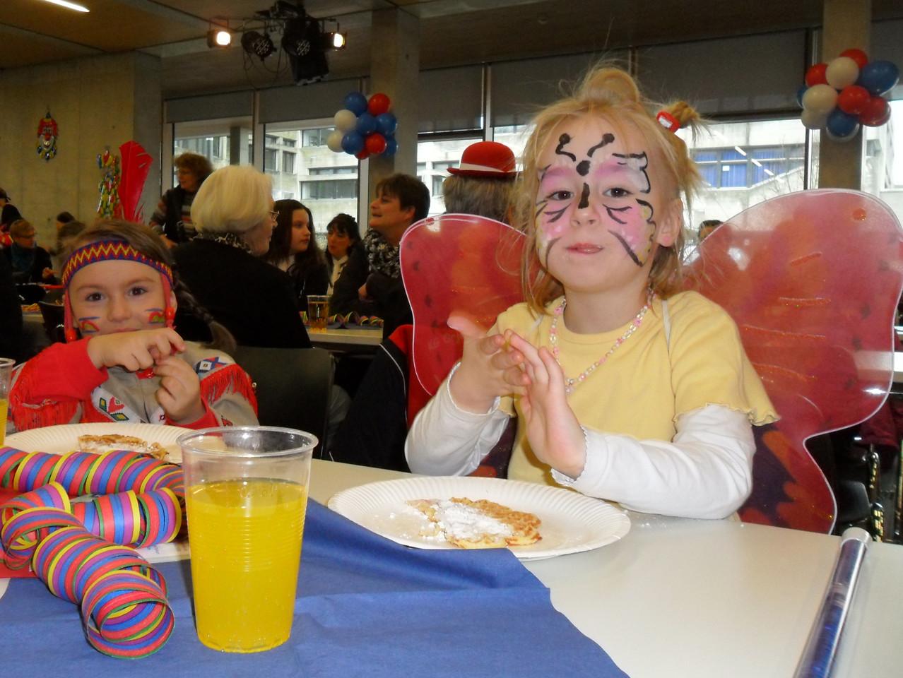 Kinderkostümfest 27. Januar 2013