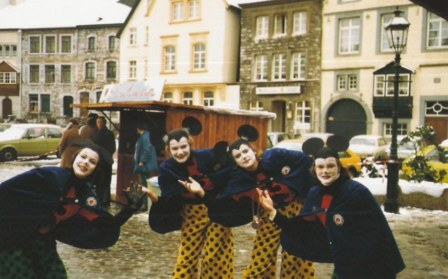 Marktsitzung 1984