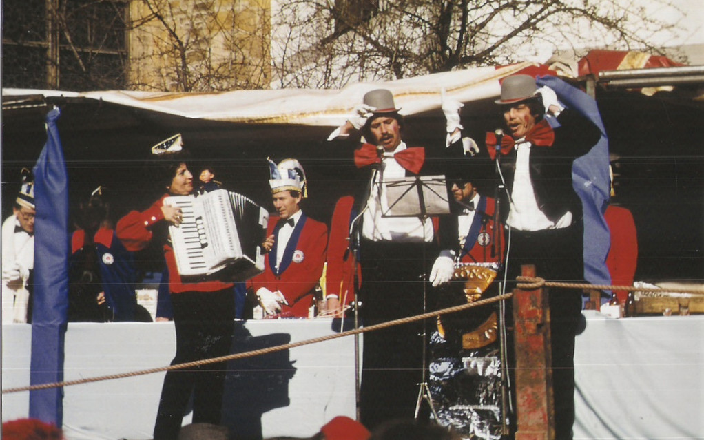 Marktsitzung 1985