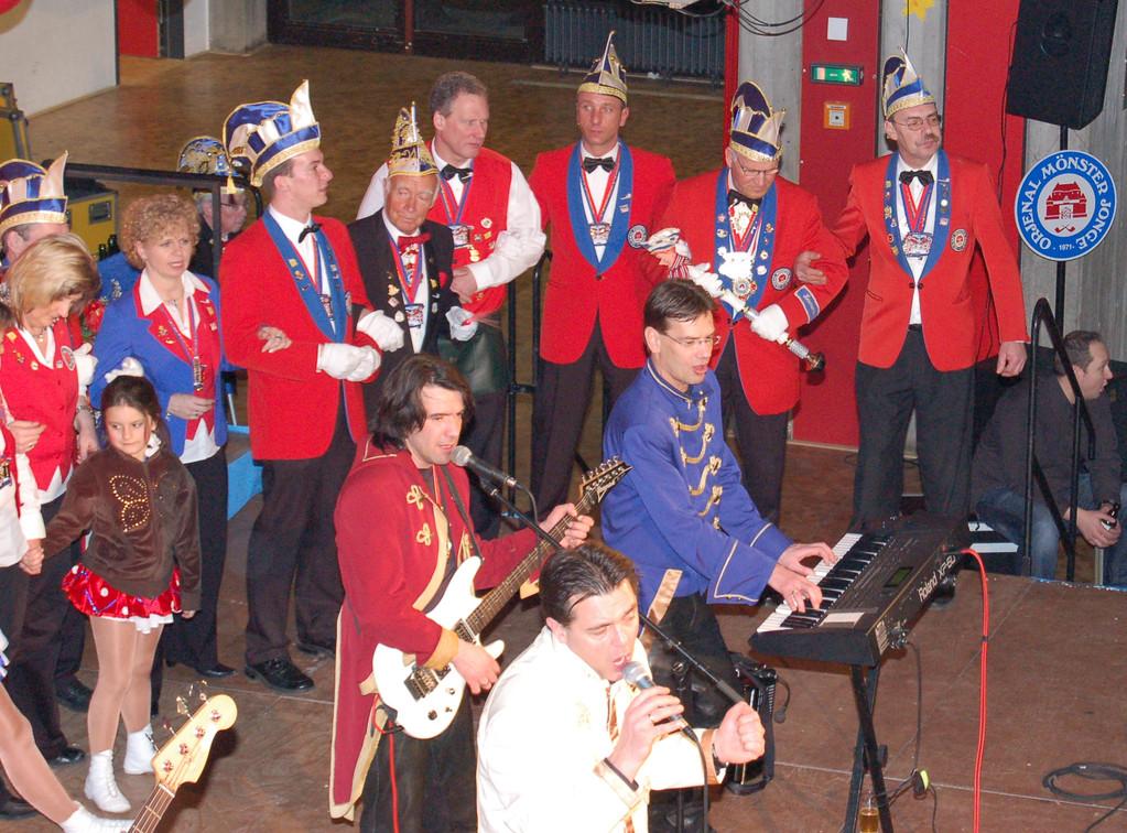 Die Oecher Stadtmusikannten bestreiten das Finale