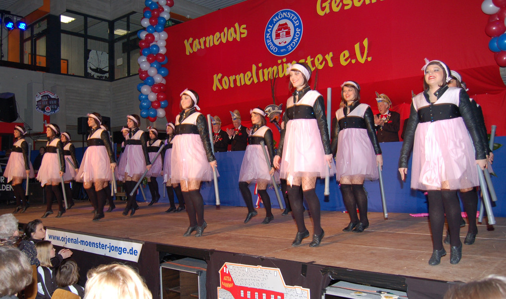 Die Community Dancer, Showtanz
