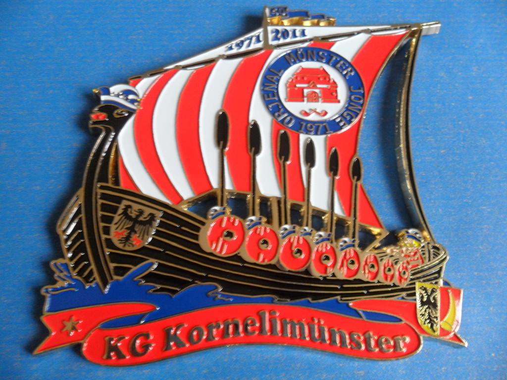 """Session 2011 """"Wikinger-Wir sitzen alle in einem Boot"""""""