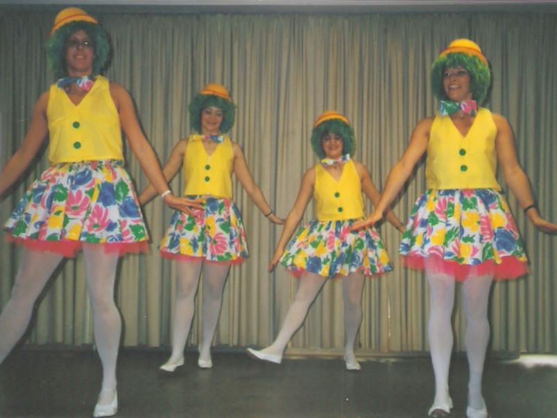 Showtanz OMJ 1986