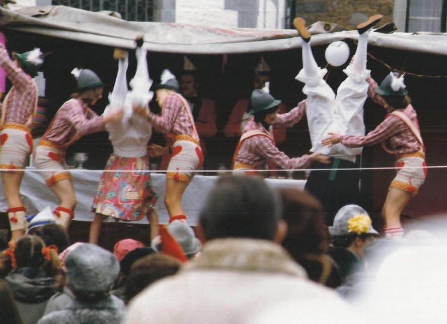 Marktsitzung 1980
