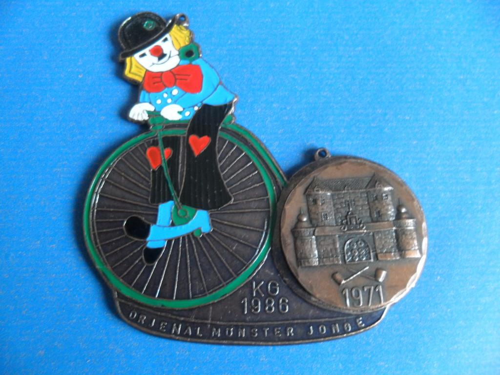 """Session 1986 """"Fahrradclown"""""""