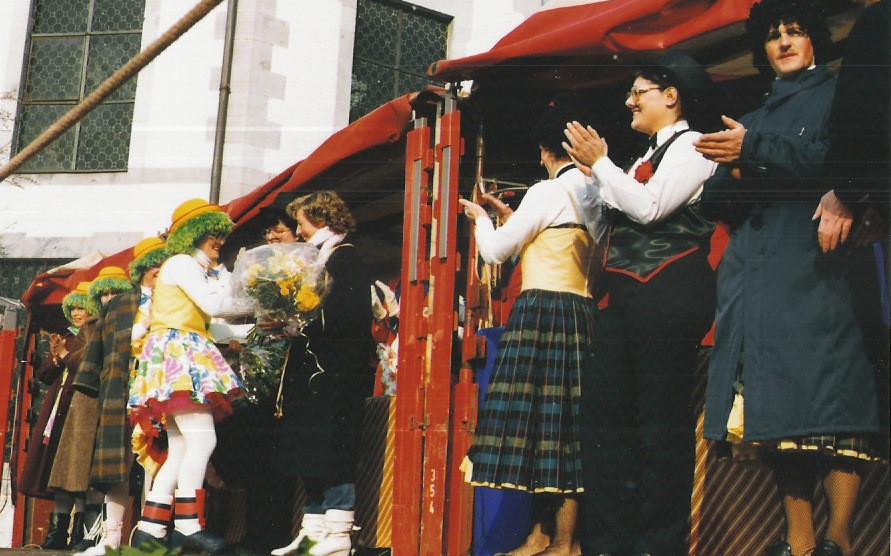 Marktsitzung 1986