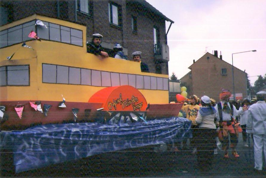 Karnevalszüge 1987