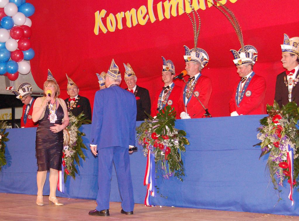 Gäste aus Oberhausen