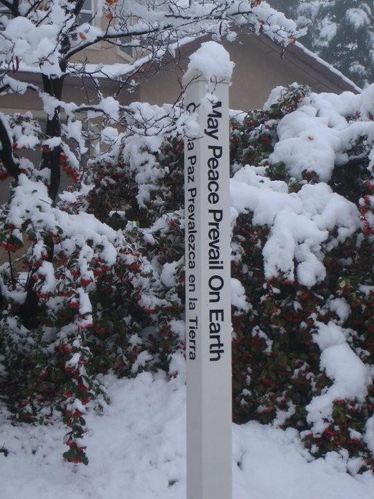 Immersions Peace Pole, San Jose, CA